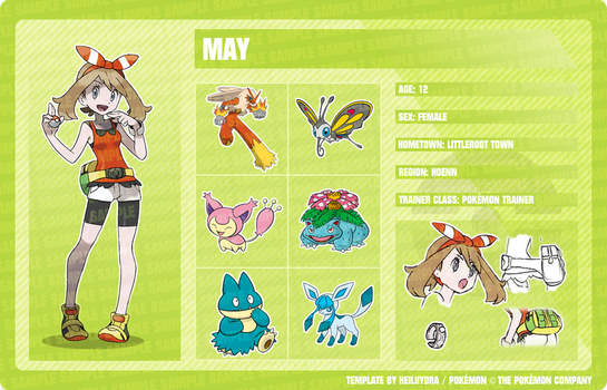 [P2U] Pokemon Trainer Card Template by ValHydra