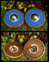 Bucklers : Small ronded Shields by Carancerth