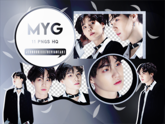 PNG Pack|Yoongi #2 (BTS) by jeongukiss