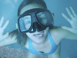 underwater...nooot by littlechina