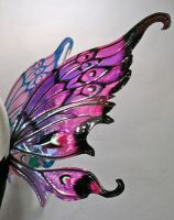 Nimue Painted Fairy Wings by FaeryAzarelle