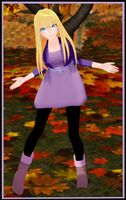 MMD-Pacifica DL by blackcey