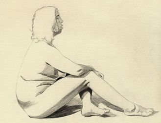 Figure Drawing no. 194 by TheSymbiote