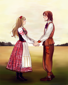 belarus + lithuania (Commission) by roxaroni