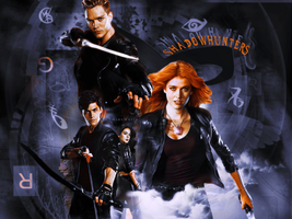 Shadowhunters | Blend by eminemutlu