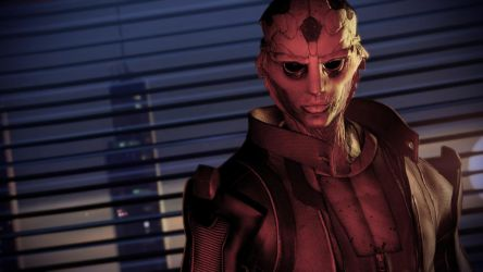 Thane Krios... by Mischo-SvK