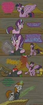 Fallout: Regime of Equality by InkRose98