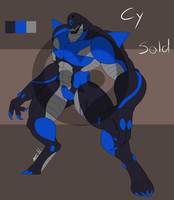 Adoptable: Cy (sold) by UndeadKitty13