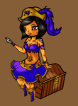 Pirate Girl Auction [Closed] by animelover1123