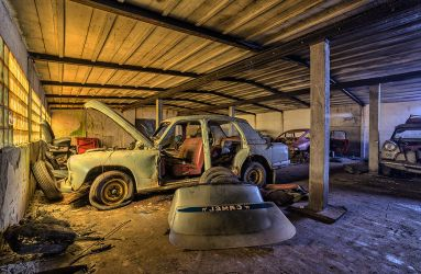 Camel Trophy by AbandonedZone