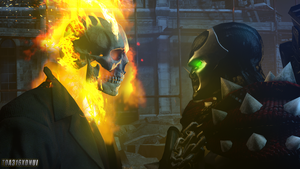 GHOST RIDER V SPAWN by TOA316XDNUI-OFFICIAL