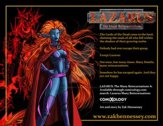 Lords of the Dead from LAZARUS by LazarusReturns