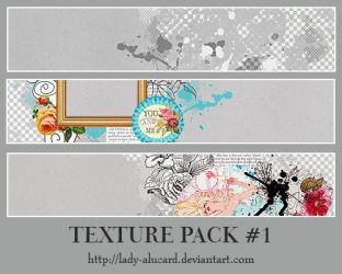 Texture pack 01 by lady-alucard