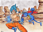 Goku Vs. Superma-Wait, What? by RyanShifflett