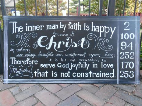 Chapel Chalkboard - November by GetToTheLibrary