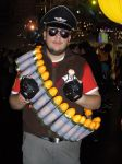 Heavy Cosplay GamesCom 2011 by TheCrymeTyme