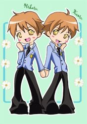 ouran twins by tachiik