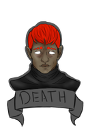 Death Bust by Qu-Ross