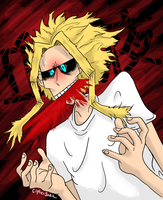 ALL MIGHT by CipherSnail