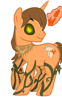 Halloween Auction Pony CLOSED by DoodleBug-Adoptable