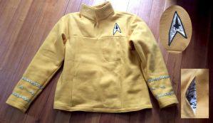 Star Trek Themed Pull-Over by Hop-is-my-Hero