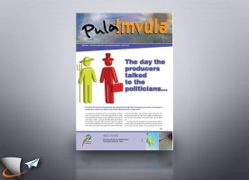 Pula Imvula monthly newsletter by Infoworks
