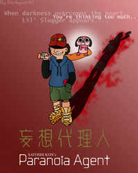 Relief From Reality (Paranoia Agent Fanart) by Duckyworth