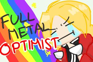 THE FULLMETAL OPTIMIST by sekeedil