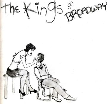 The Kings of Broadway by sammieTM
