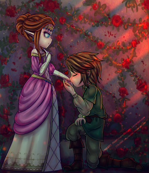 Collab: +-  It's all for you-+ by AngelJasiel