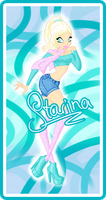 CP: Starina Cafe style by CharmedWings
