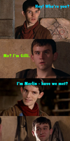 What's Dudley doing in Merlin? by SquirrelGirl111