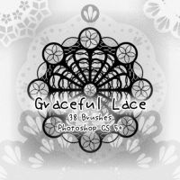 Graceful Lace by kabocha