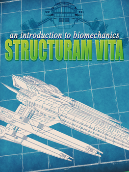[Cover Art Practice] Structuram Vita Faux Textbook by vampyremuffin