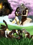 Trogdor and Family by Yubria