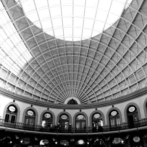 Corn Exchange by geanera