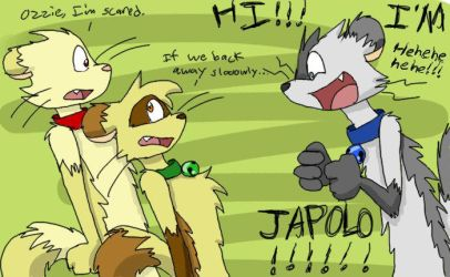 Meet Japolo by Dream-Of-Serenity
