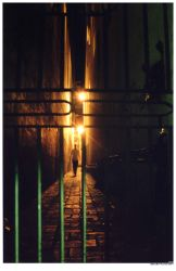 golden alley 004 by systemaddikt