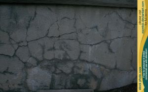 Cracked concrete 8 by RoonToo