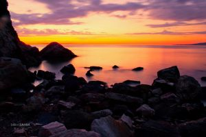 After The Sunset II by stow