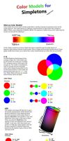 Color Models for Simpletons by JRCnrd