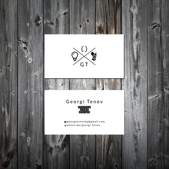 Business Card by Chipsan