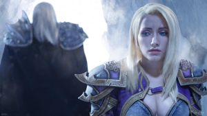 Arthas and Jaina - Separation by Narga-Lifestream