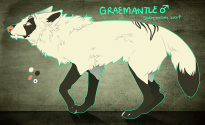 REF: + Graemantle + by DoctorCritical