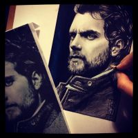 Man Of Steel - Henry Cavill by Tabitha138