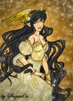 Concept Kagome: Feathers by sugar0o