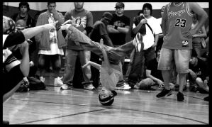 Texas Bboy Massacre 2 by Curos
