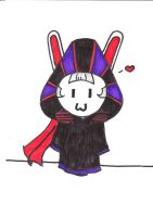 Bunny Frollo by jeanmarie95