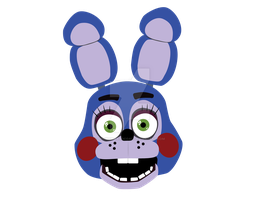Toy Bonnie by ShowtimeandCoal