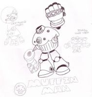 MuffinMan Concept by Torrential-E